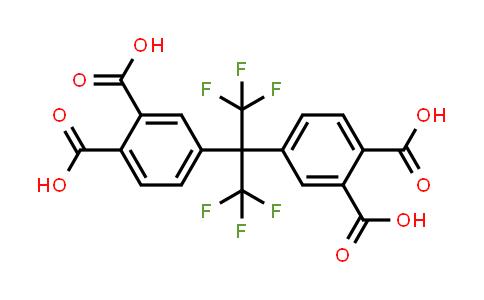 3016-76-0 | 4,4'-(Hexafluoroisopropylidene)diphthalic acid
