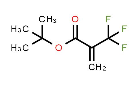 105935-24-8 | 2-三氟甲基丙烯酸叔丁酯