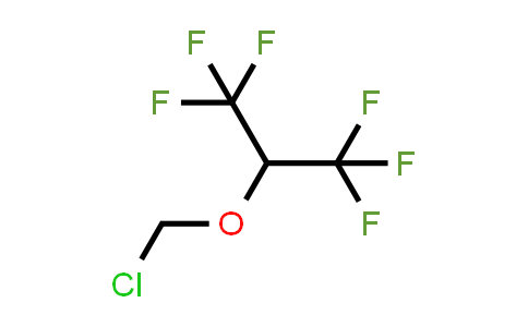 26103-07-1 | 2-(Chloromethoxy)-1,1,1,3,3,3-hexafluoropropane