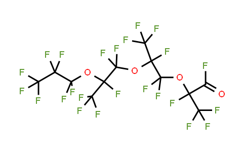 27639-98-1 | Perfluoro-2,5,8-trimethyl-3,6,9-trioxadodecanoyl fluoride
