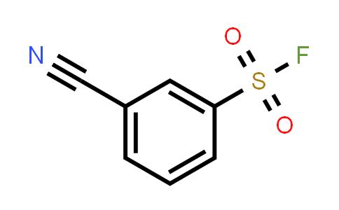 402-27-7 | 3-cyano-Benzenesulfonyl fluoride