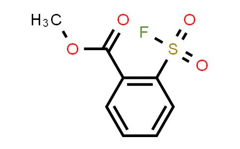 137654-46-7   2-(Fluorosulfonyl)-methyl ester benzoic acid