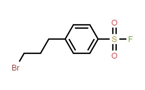 171246-63-2 | 4-(3-bromopropyl)- Benzenesulfonyl fluoride
