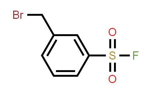79686-36-5 | 3-(bromomethyl)-Benzenesulfonyl fluoride