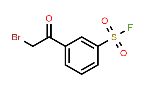 455-82-3 | 3-(2-bromoacetyl)-Benzenesulfonyl fluoride