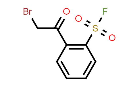 MC456969 | 445-75-0 | 2-(2-bromoacetyl)-Benzenesulfonyl fluoride