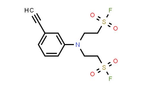 1613268-61-3 | 2,2'-[(3-ethynylphenyl)imino]bis-Ethanesulfonyl fluoride