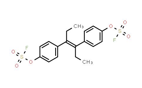 1839620-99-3 | Fluorosulfuric acid,S,S'-[[(1E)-1,2-diethyl-1,2-ethenediyl]di-4,1-phenylene] ester