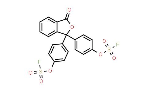 1613268-47-5 | 3,3-bis[4-[(fluorosulfonyl)oxy]phenyl]- 1(3H)-Isobenzofuranone