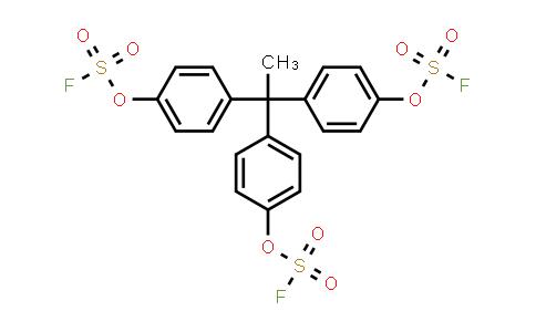 1839621-01-0 | S,S',S''-(ethylidynetri-4,1-phenylene) ester Fluorosulfuric acid
