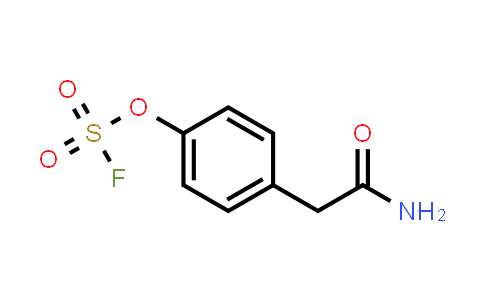 MC456996 | 1839621-06-5 | 苯乙酰胺,4-[(氟磺酰基)氧基]-