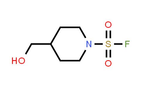 1839621-68-9 | 4-(Hydroxymethyl)piperidine-1-sulfonyl fluoride