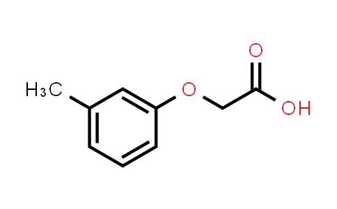 1643-15-8 | 2-(3-methylphenoxy)-Acetic acid