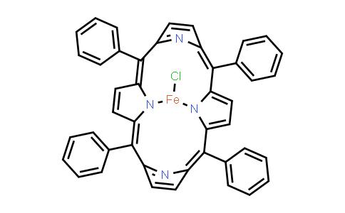 16456-81-8 | 铁,氯[5,10,15,20-四苯基-21H,23H-卟啉(2-)-κN21,κN22,κN23,κN24]-,(SP-5-2)