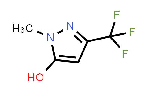 122431-37-2   1-Methyl-3-(trifluoromethyl)-1H-pyrazol-5-ol