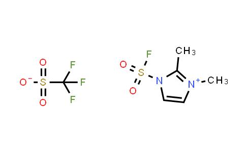 2179072-33-2 | 1-(Fluorosulfuryl)-2,3-dimethyl-1H-imidazol-3-ium trifluoromethanesulfonate