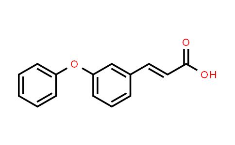 77124-20-0 | 3-Phenoxycinnamic acid