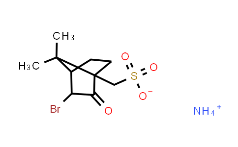 14575-84-9 | D-3-Bromocamphor-8-sulfonic acid ammonium salt