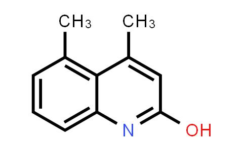 1642600-25-6 | 4,5-Dimethylquinolin-2-ol