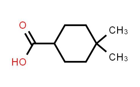25186-27-0 | 4,4-Dimethylcyclohexane-1-carboxylic acid