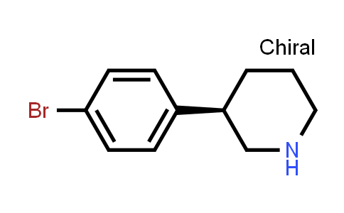 1336754-69-8   (3R)-3-(4-Bromophenyl)piperidine
