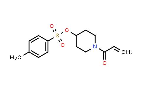 1620740-65-9 | 1-acryloylpiperidin-4-yl 4-methylbenzenesulfonate
