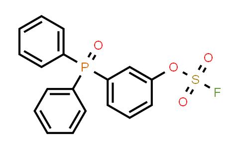 1839621-03-2 | 3-(diphenylphosphoroso)phenyl sulfurofluoridate