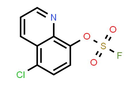1839621-04-3 | 5-Chloroquinolin-8-yl sulfurofluoridate