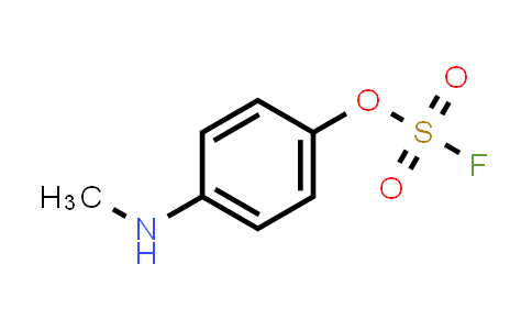 1839621-22-5 | 4-(methylamino)phenyl sulfurofluoridate