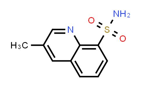 953900-55-5   3-Methylquinoline-8-sulfonamide