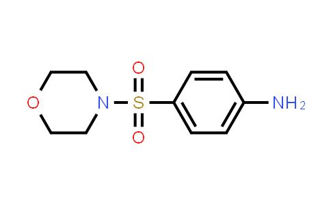 DY457193 | 21626-70-0 | 4-(Morpholinosulfonyl)aniline