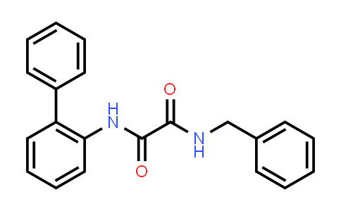 1909333-78-3 | Ethanediamide, N1-[1,1'-biphenyl]-2-yl-N2-(phenylmethyl)-