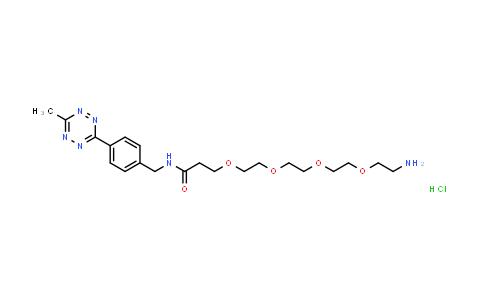 MC457224 | 2055646-21-2 | Tetrazine-PEG4-amine HCl salt
