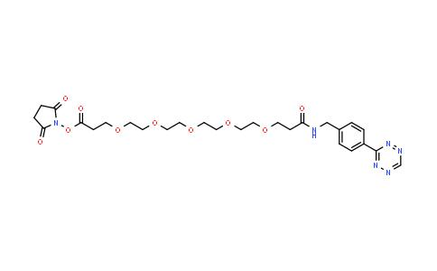 1682653-80-0 | Tetrazine-PEG5-NHS ester
