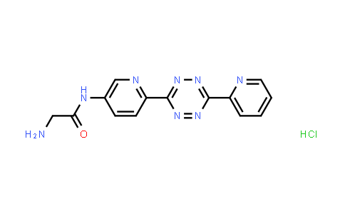 1360467-41-9 | NH2CH2CONH-Py2-Tetrazine HCl Salt