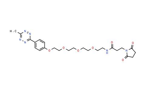 1802908-02-6   Methyltetrazine-PEG4-maleimide