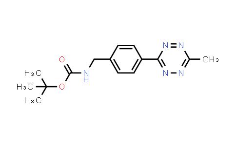 1380500-86-6   Me-Tetrazine-NHBoc