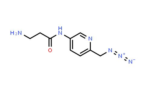 2168629-06-7   picolyl-azide-NH2