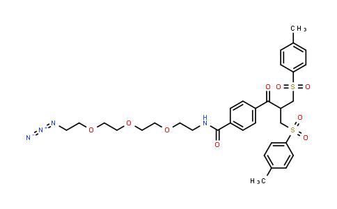 1802908-01-5 | Bis-sulfone-PEG3-azide