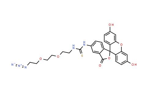 1146195-72-3   Fluorescein-PEG2-azide