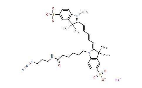 1481447-40-8   diSulfo-Cy5 azide