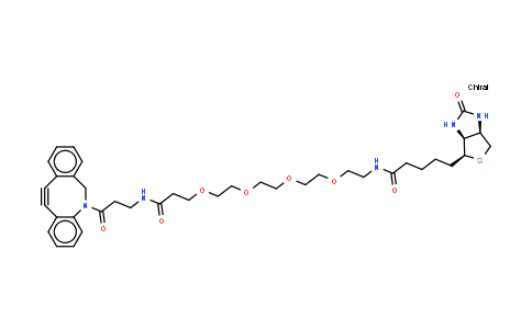 1255942-07-4 | DBCO-PEG4-Biotin