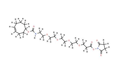 1613439-69-2   (4E)-TCO-PEG4-NHS ester