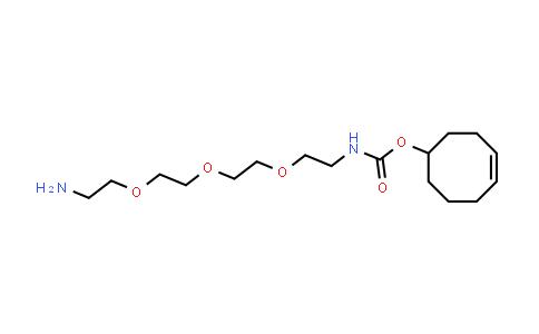 1800507-93-0   (4E)-TCO-PEG3-amine