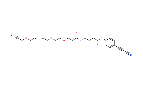 2183440-36-8   APN-C3-PEG4-alkyne