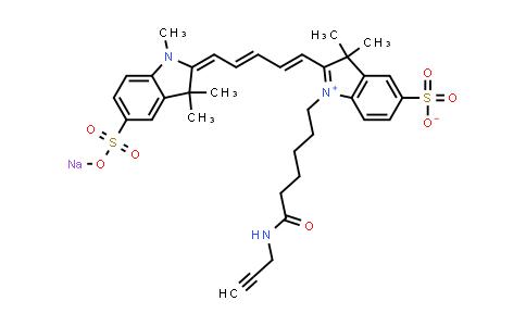 1617497-19-4 | diSulfo-Cy5 alkyne