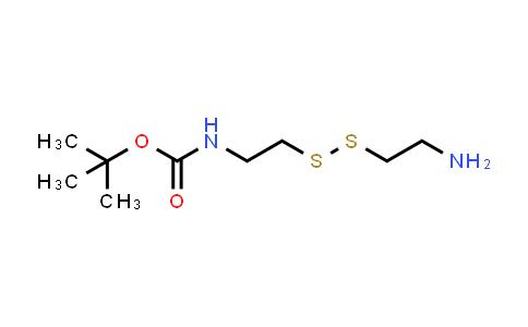 MC457326 | 485800-26-8 | t-Boc-Cystamine
