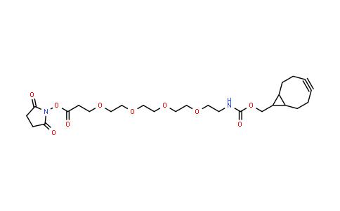 1807501-86-5 | endo BCN-PEG4-NHS ester