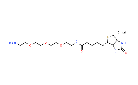 359860-27-8 | Biotin-PEG3-amine