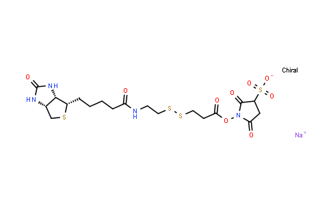 325143-98-4   Biotin-SS-Sulfo-NHS